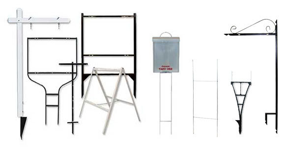 real estate frames and accessories
