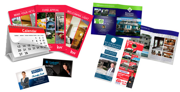 real estate printing services