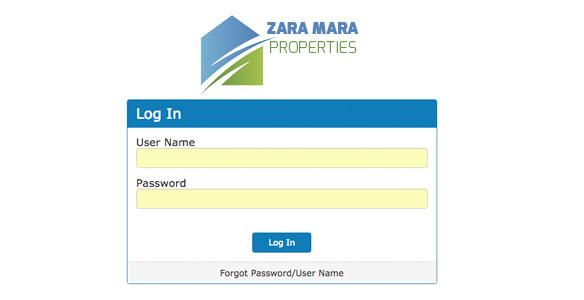 real estate online order portal