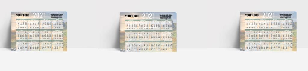 custom calendar printing cover