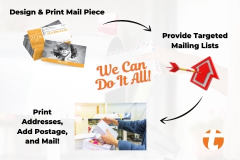Full Service Direct Mail