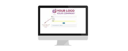 Customized online order portals