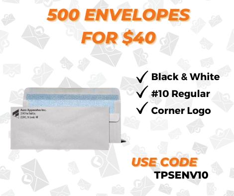 Envelopes Website