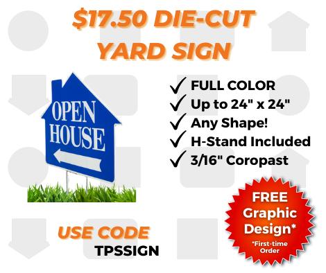 Yard Sign Website