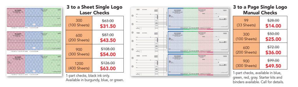 compare business checks