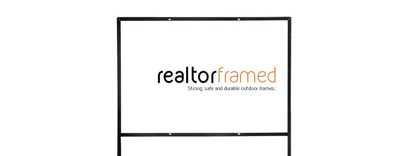 real estate frames